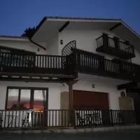 Hotel Casa Rural Higeralde en ezkio-itsaso