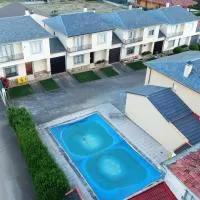 Hotel Alojamiento Fama en faramontanos-de-tabara