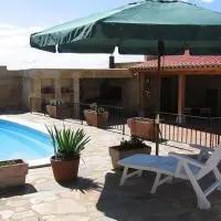Hotel Casa Rural Vega del Esla en faramontanos-de-tabara