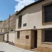 Hotel Casa el Aljibe en farlete