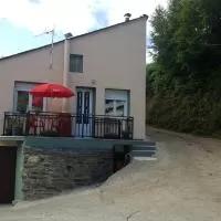 Hotel Casa de Forno en folgoso-do-courel