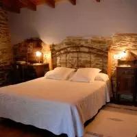 Hotel Casa Grande da Ferreria de Rugando en folgoso-do-courel