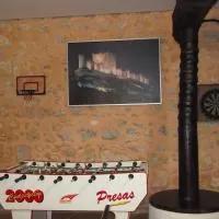Hotel Las tercias de Curiel en fombellida