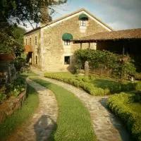 Hotel Casa Dos Cregos en forcarei
