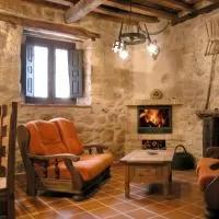 Hotel Las Casas del Duraton en fresno-de-la-fuente