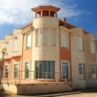 Hotel Hostal Castilla en fresno-de-la-polvorosa