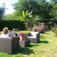 Hotel Casa Rural Ibarrondo Etxea en fruiz