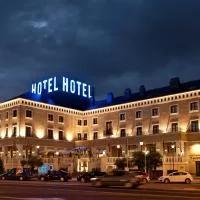 Hotel Conde Ansúrez en fuensaldana