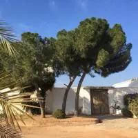 Hotel Torre de la Campana en fuente-alamo-de-murcia