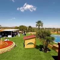 Hotel Espacio Finca Alegría en fuente-alamo-de-murcia