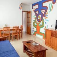 Hotel Apartamento ARENA en Santa Cruz de la Palma en fuente-de-santa-cruz