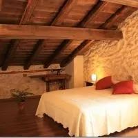 Hotel Casa Rural Los Yeros en fuente-el-olmo-de-fuentiduena