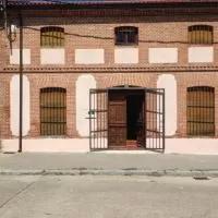 Hotel Casa Nani en fuente-olmedo