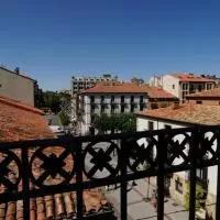 Hotel Hosteria Solar de Tejada en fuentelmonge