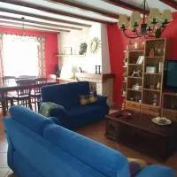Hotel Esenzia Rural en fuentepelayo