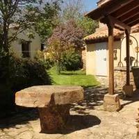 Hotel Casa Rural El Alfar en fuentepinilla