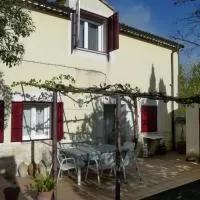 Hotel Casa Las Viñas en fuentesauco-de-fuentiduena