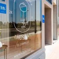 Hotel Hostal12 en gaianes