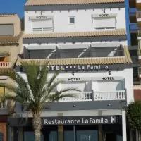 Hotel Hotel La Familia en gaianes