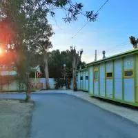 Hotel Camping Costa Blanca en gaianes