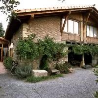Hotel Agroturismo Iabiti-Aurrekoa en galdakao