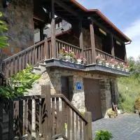 Hotel Alojamientos Rurales El Fontano en galende