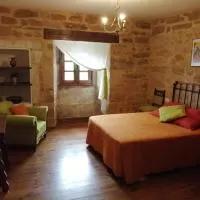 Hotel La Posada de Pedrazales en galende