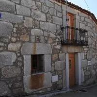 Hotel Casa Rural Tío Ezequiel en gallegos-de-sobrinos