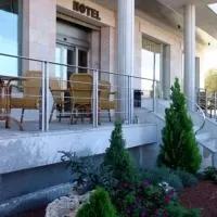 Hotel Complejo El Carrascal en gallegos-de-sobrinos