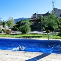 Hotel El Capricho de los Montes en galvez