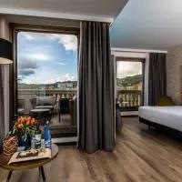 Hotel NYX Hotel Bilbao by Leonardo Hotels en gamiz-fika