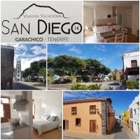 Hotel San Diego VV en garachico