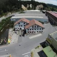 Hotel Bakiola en garai