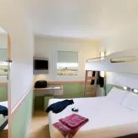 Hotel Ibis Budget Bilbao Arrigorriaga en garai