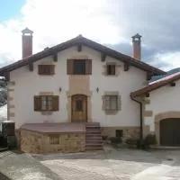 Hotel Casa Rural Parriola en garaioa