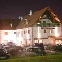 Hotel Hostal Rural Haizea en garralda