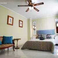Hotel La Bohemia Guest House Cerca de Dénia y Jávea en gata-de-gorgos