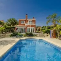 Hotel Charming Villa in Gata de Gorgos with Swimming Pool en gata-de-gorgos
