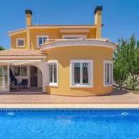Hotel Stunning Villa in Moraira Spain with Swimming pool en gata-de-gorgos