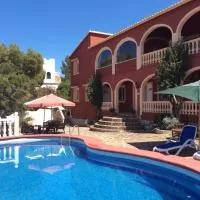 Hotel PinkFlamingo en gata-de-gorgos