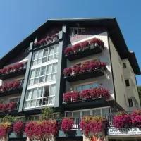 Hotel Apartamentos Mundaka en gautegiz-arteaga