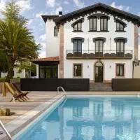 Hotel Etxelaia en gautegiz-arteaga