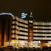 Hotel Silken Ciudad Gijón en gijon