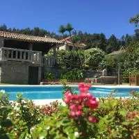Hotel Casa Roque en gondomar