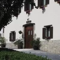 Hotel Hostal Rural Huartearena en goni