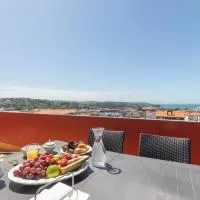 Hotel Ático con 2 terrazas de 25 m2 cada una en gorliz