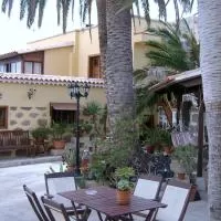 Hotel Casa Rural El Traspatio en granadilla-de-abona