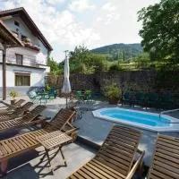 Hotel Hostal Rural Salazar en guesa-gorza