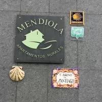 Hotel Apartamentos De Montaña Mendiola - Casa Ferran en guesalaz