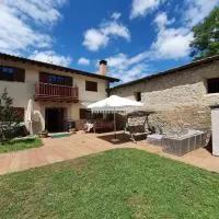 "Hotel Casa familiar con jardín ""Arana Etxea"" EBI01207 en harana-valle-de-arana"
